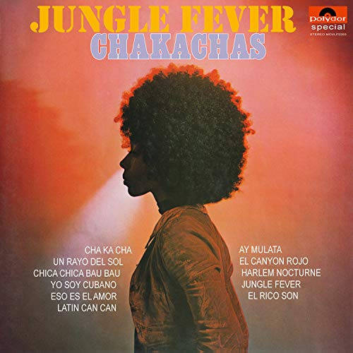 Chakachas Jungle Fever (green Vinyl)