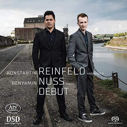 J.S. / Reinfeld / Nuss Bach/Debut