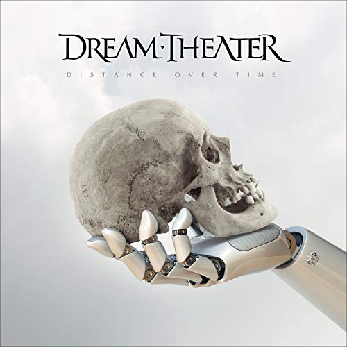 Dream Theater Distance Over Time Special Edition Digipak