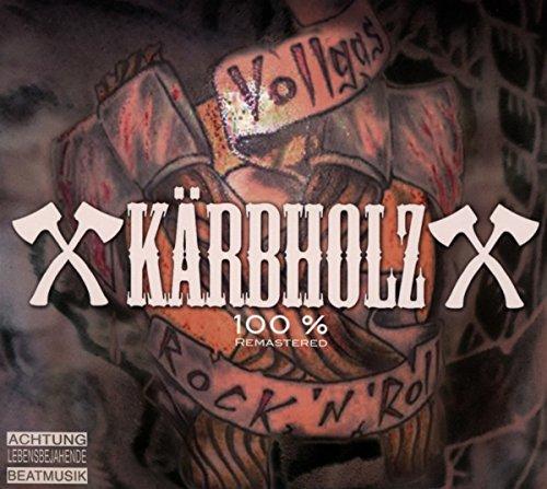 Karbholz/100%