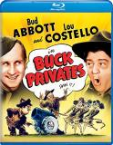Buck Privates Abbott & Costello Blu Ray Nr