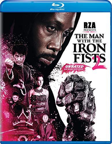 Man With The Iron Fists 2/Man With The Iron Fists 2@Blu-Ray@NR