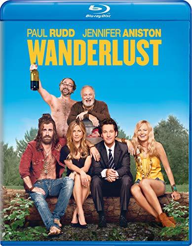 Wanderlust/Rudd/Aniston@Blu-Ray@R