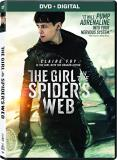 The Girl In The Spider's Web Foy Gadsdon Convery DVD Dc R
