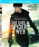 Girl In The Spider's Web Foy Gadsdon Convery Blu Ray DVD Dc R