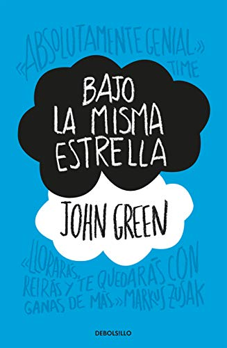 John Green Bajo La Misma Estrella The Fault In Our Stars