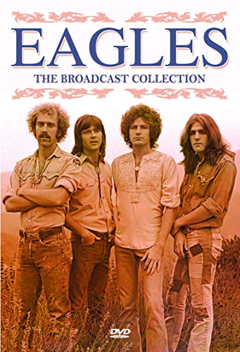 Eagles The Broadcast Collection DVD Nr