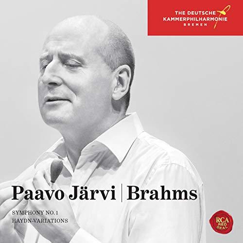 Paavo / Deutsch Brahms / Jarvi/Brahms: Symphony 1 & Haydn Var
