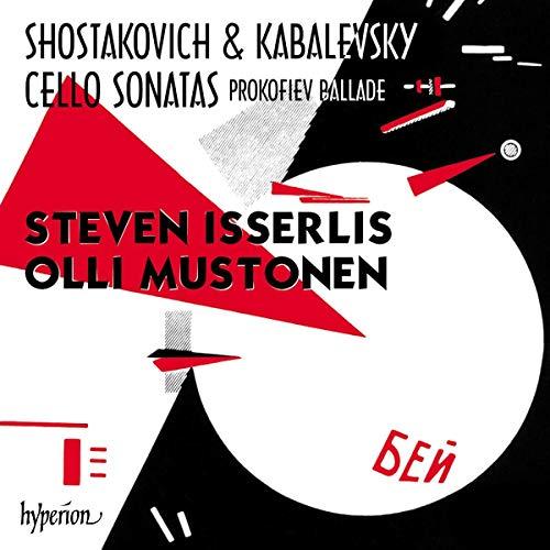 Steven Isserlis/Shostakovich & Kabalevsky: Cel