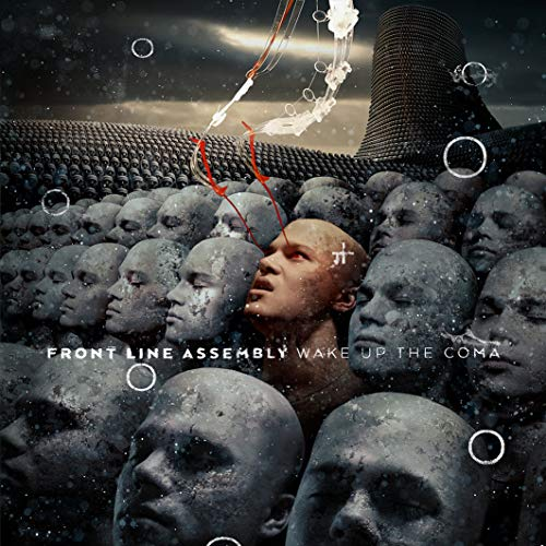 Front Line Assembly Wake Up The Coma Lp