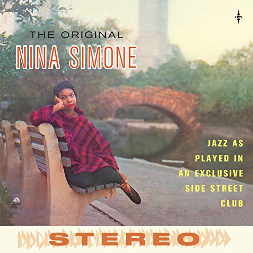 Nina Simone/Little Girl Blue@LP