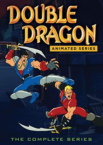 Double Dragon The Animated Series DVD Nr