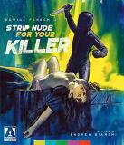 Strip Nude For Your Killer Fenech Castelnuovo Benussi Blu Ray Nr
