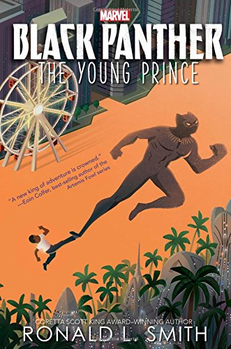 Ronald L. Smith Black Panther The Young Prince