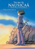 Hayao Miyazaki The Art Of Nausicaa Of The Valley Of The Wind