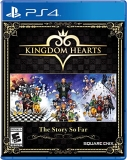 Ps4 Kingdom Hearts The Story So Far