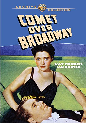Comet Over Broadway (1938) Comet Over Broadway (1938) DVD Mod This Item Is Made On Demand Could Take 2 3 Weeks For Delivery