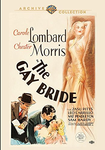 Gay Bride (1934)/Gay Bride (1934)@DVD MOD@This Item Is Made On Demand: Could Take 2-3 Weeks For Delivery
