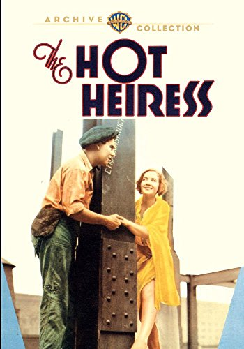 Hot Heiress (1931)/Hot Heiress (1931)@DVD MOD@This Item Is Made On Demand: Could Take 2-3 Weeks For Delivery