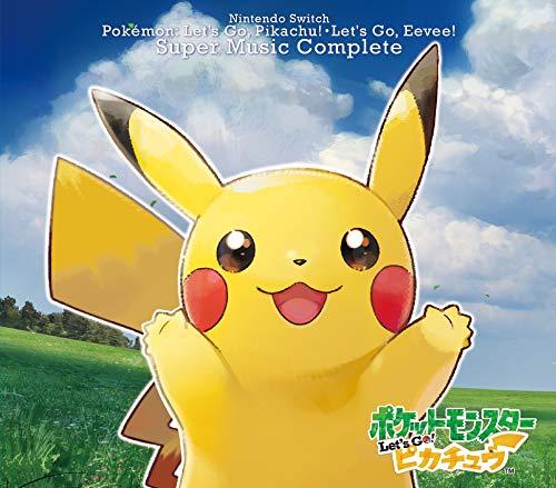 Game Music/Nintendo Switch Pokemon Let's