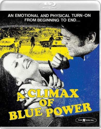 A Climax Of Blue Power/Quinn/Carnon@Blu-Ray/DVD@NR