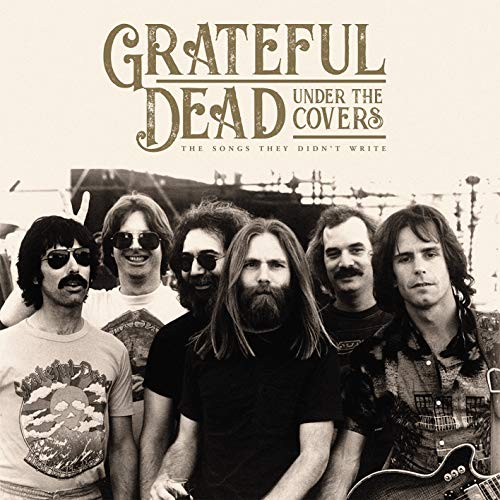 Grateful Dead Under The Covers Lp