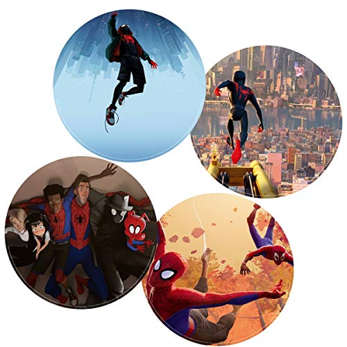 Spider Man Into The Spider Verse Original Score 180g Vinyl Picture Disc