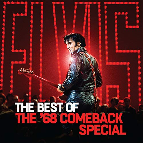 Elvis Presley The Best Of The '68 Comeback Special. Bull Moose
