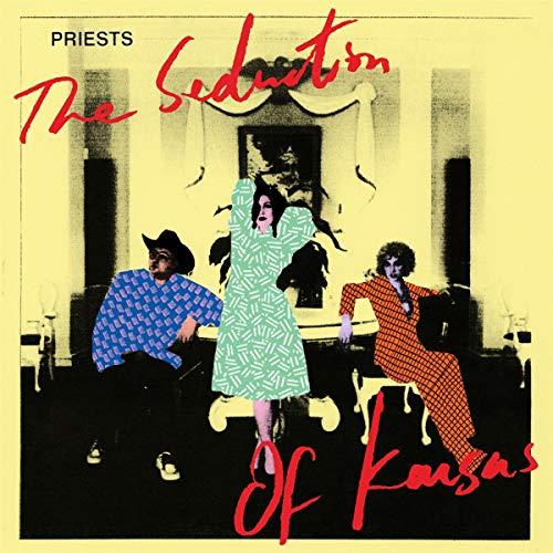 Priests/The Seduction of Kansas@Pink Vinyl