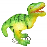 "Light Rhode Island Novelty Eltrxsp 13"" Sparkle T Rex Lam"