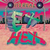 Ex Hex It's Real 4 Panel Gatefold Wallet