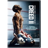 Creed 2 Jordan Stallone DVD Pg13