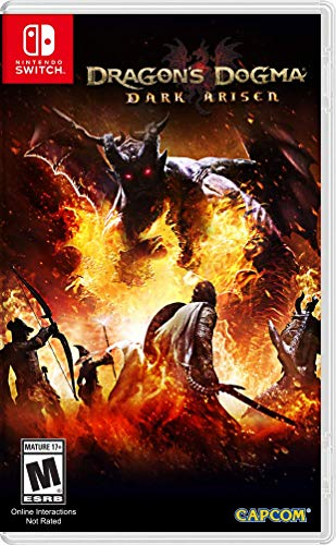 Nintendo Switch Dragon's Dogma Dark Arisen