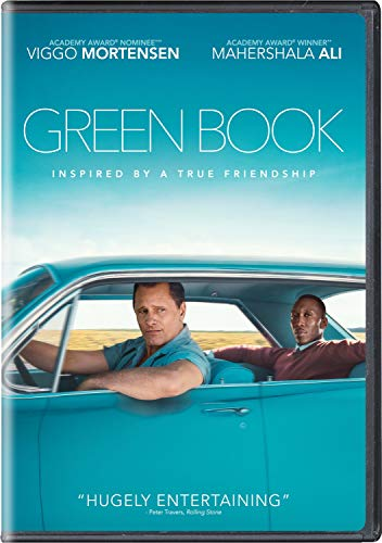 Green Book Ali Mortensen DVD Pg13