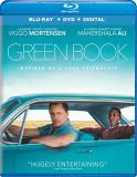 Green Book Ali Mortensen Blu Ray DVD Dc Pg13