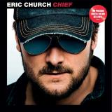 Eric Church Chief (red Vinyl)