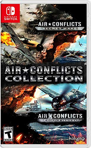 Nintendo Switch Air Conflicts Double Pack