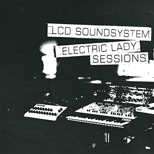 Lcd Soundsystem Electric Lady Sessions 2 Lps 180 Gram In Gatefold Jacket