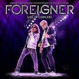 Foreigner Greatest Hits Of Foreigner Liv