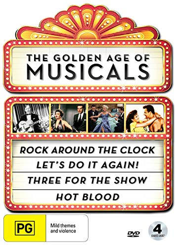 Golden Age Of Musicals Collect/Golden Age Of Musicals Collect