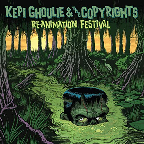 Kepi Ghoulie & The Copyrights Re Animation Festival W Dl
