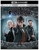Fantastic Beasts Crimes Of Grindelwald Redmayne Waterston Depp 4khd