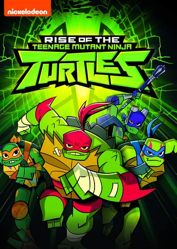 Teenage Mutant Ninja Turtles Rise Of The Teenage Mutant Ninja Turtles DVD Nr