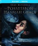Possession Of Hannah Grace Mitchell Damon Johnson Blu Ray Dc R