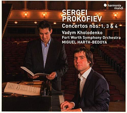 Vadym Kholodenko/Prokofiev: Piano Concertos Nos