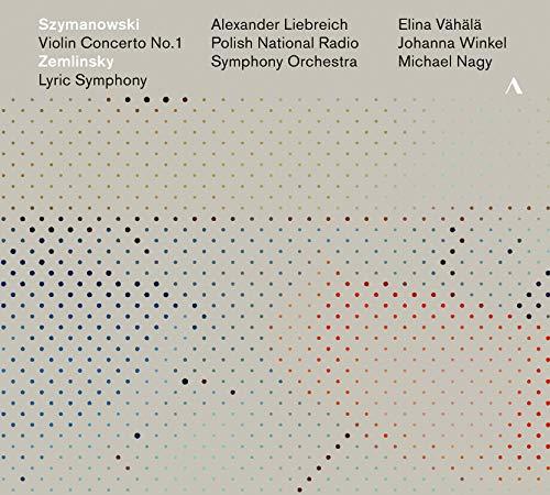 Szymanowski / Vahala / Nagy/Violin Concerto 1 / Lyric Symp