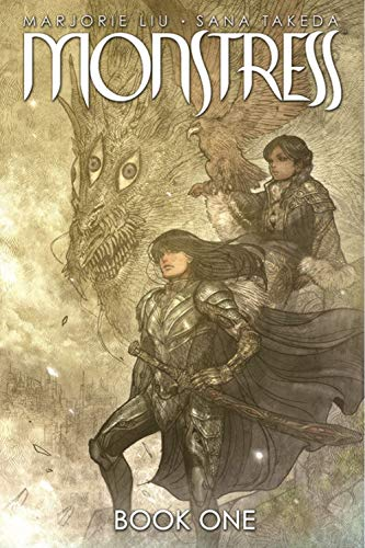 Marjorie Liu Monstress Book One