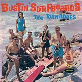 The Tornadoes Bustin' Surfboards (clear Vinyl)