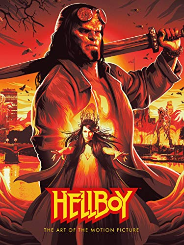 Various Hellboy The Art Of The Motion Picture