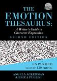 Becca Puglisi The Emotion Thesaurus A Writer's Guide To Character Expression 0002 Edition;